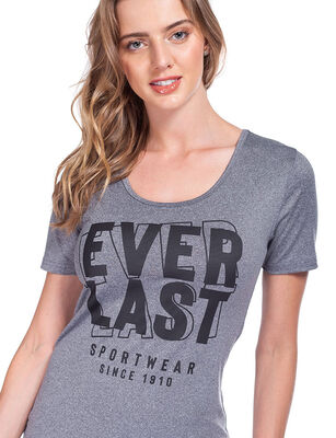 Polera Mujer Everlast Basic