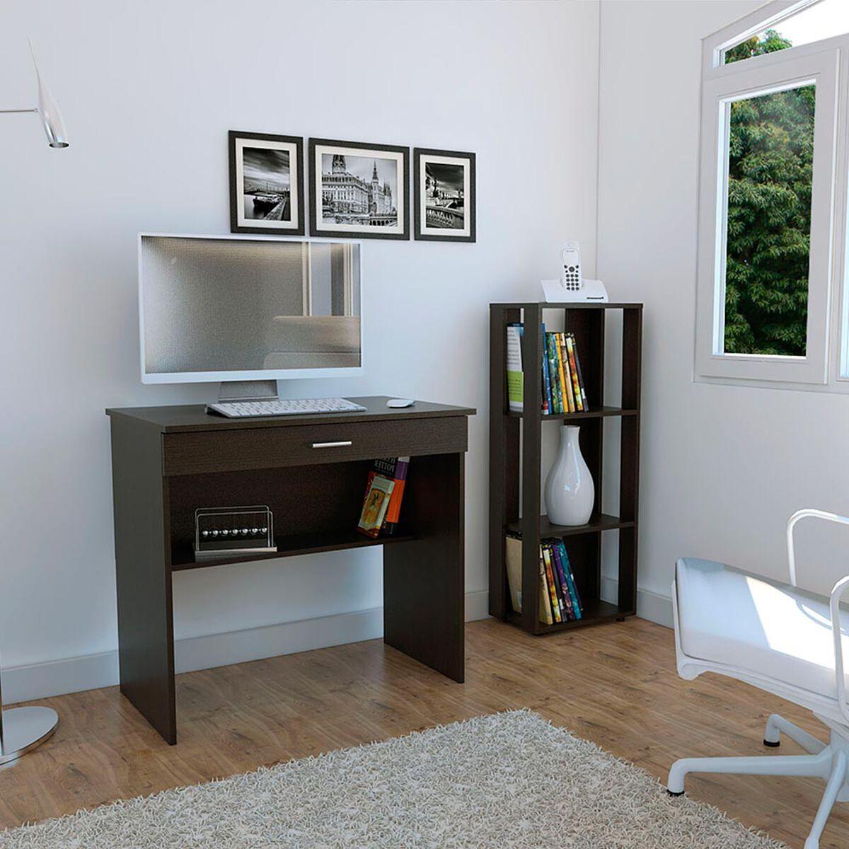 Biblioteca + Escritorio TuHome Office