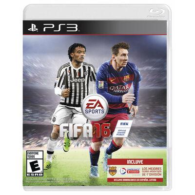 Juego PS3 FIFA 2016