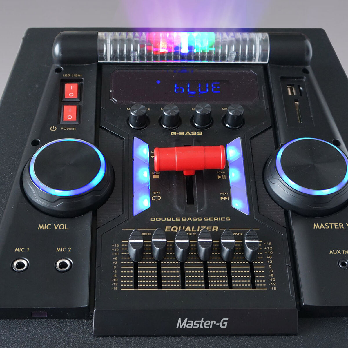 Minicomponente Master-G MGULTRAFORCE I