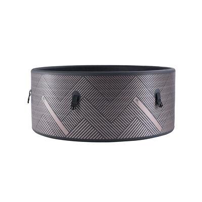 Hot Tub Inflable Mspa Mono 6 Concept Premium Café