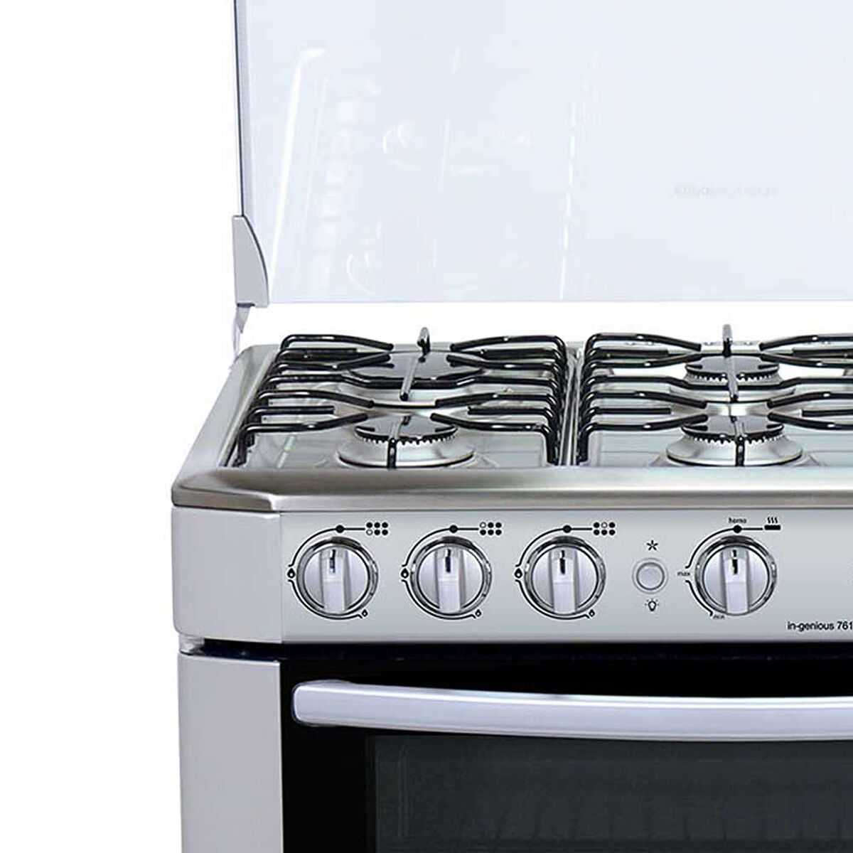 Cocina a gas Mabe Andes 76HG0 109 lt