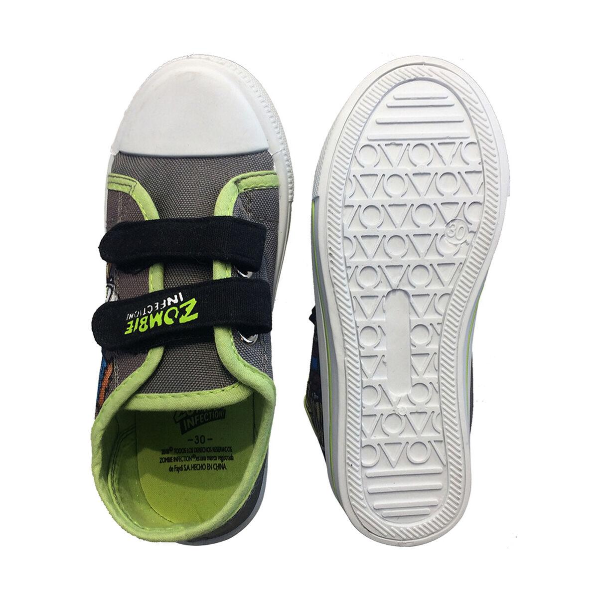 Zapatilla Zombie Infection Niño
