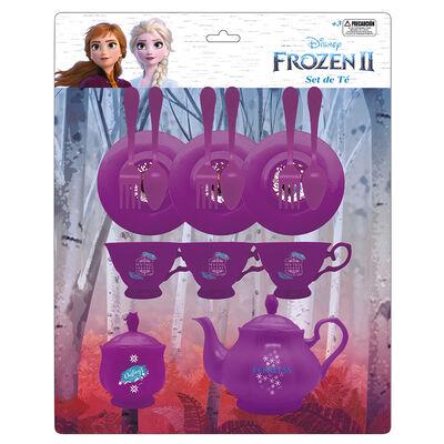 Set De Te Basico Frozen