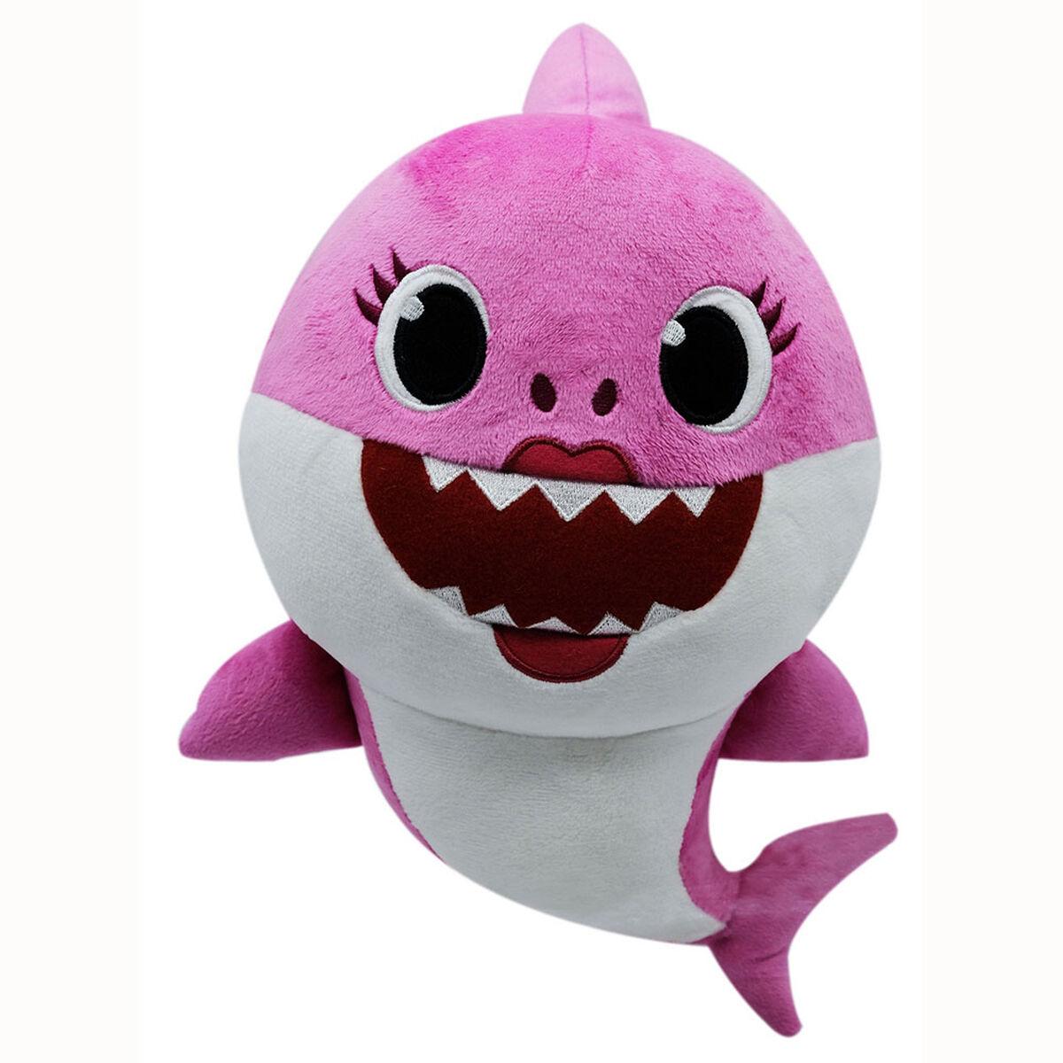Peluche Mama Shark 11.5 con sonido BABY SHARK