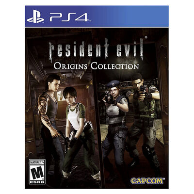 Juego PS4 Resident Evil: Origins Collection