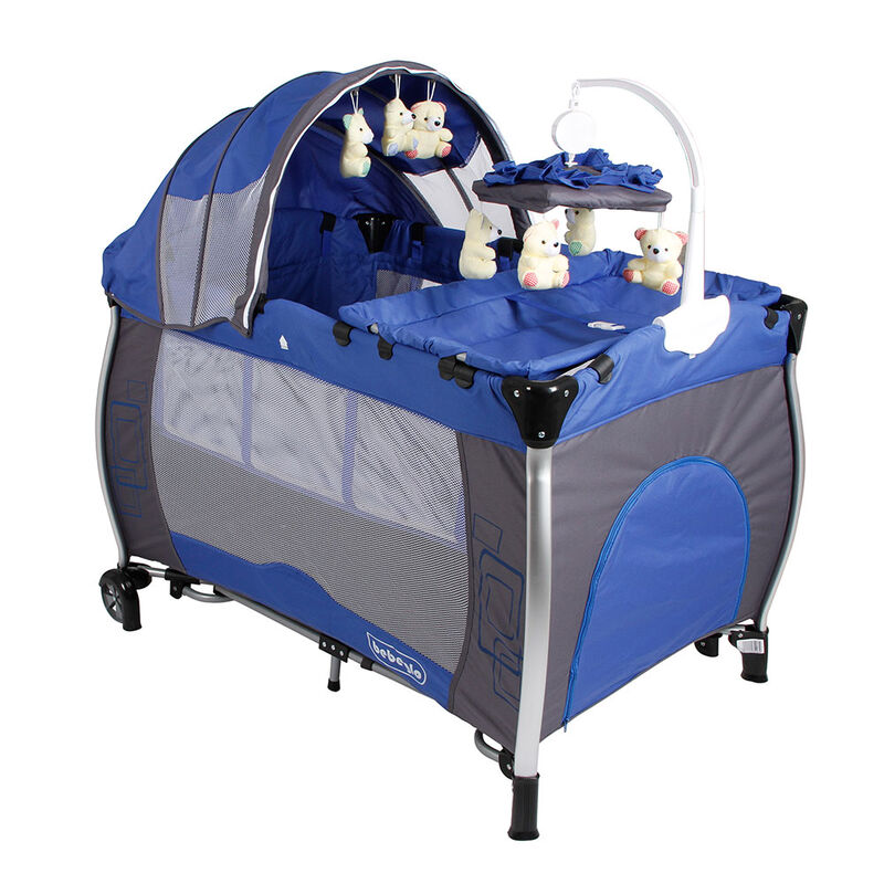 Cuna Corral Pack and Play Bebeglo RS 6070 1