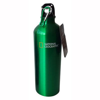Botella De Aluminio National Geographic 750Ml