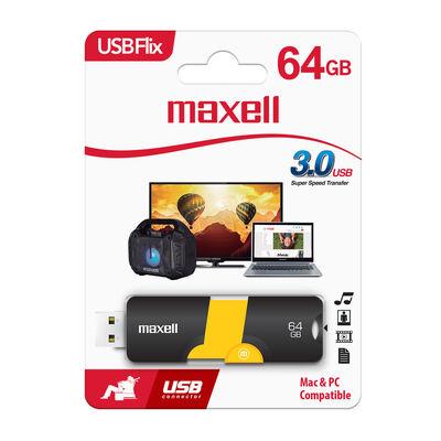 Pendrive Maxell Flix 64GB
