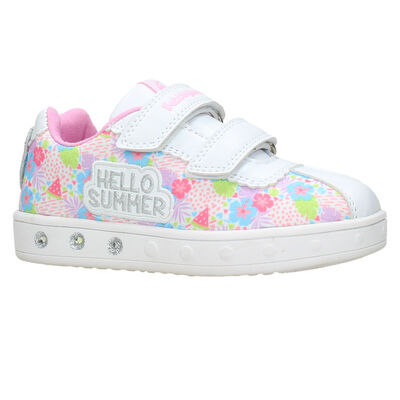 Zapatilla Con Luces Niña Bubble Gummers Miracle