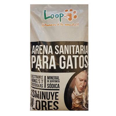 Arena Gato Piedra Loops 2 Kg