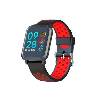 Smartwatch Lhotse Outdoor SW55 Plus Rojo