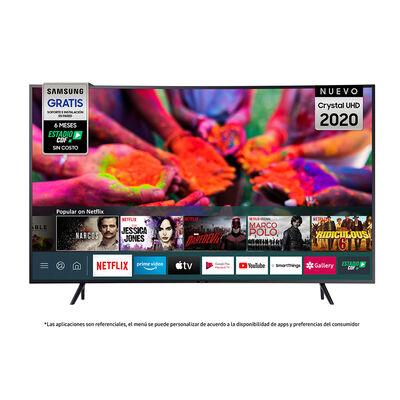 """LED Curvo 65"""" Samsung TU8300 Smart TV Crystal 4K UHD 2020"""