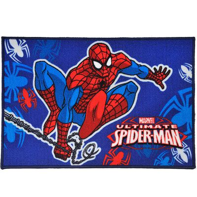Bajada de Cama Marvel  80x120 Spiderman Wall