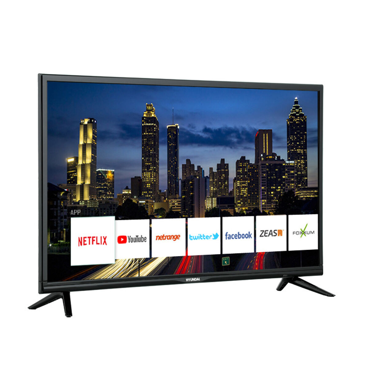 "LED 32"" Hyundai FS32HY1932 Smart TV HD"