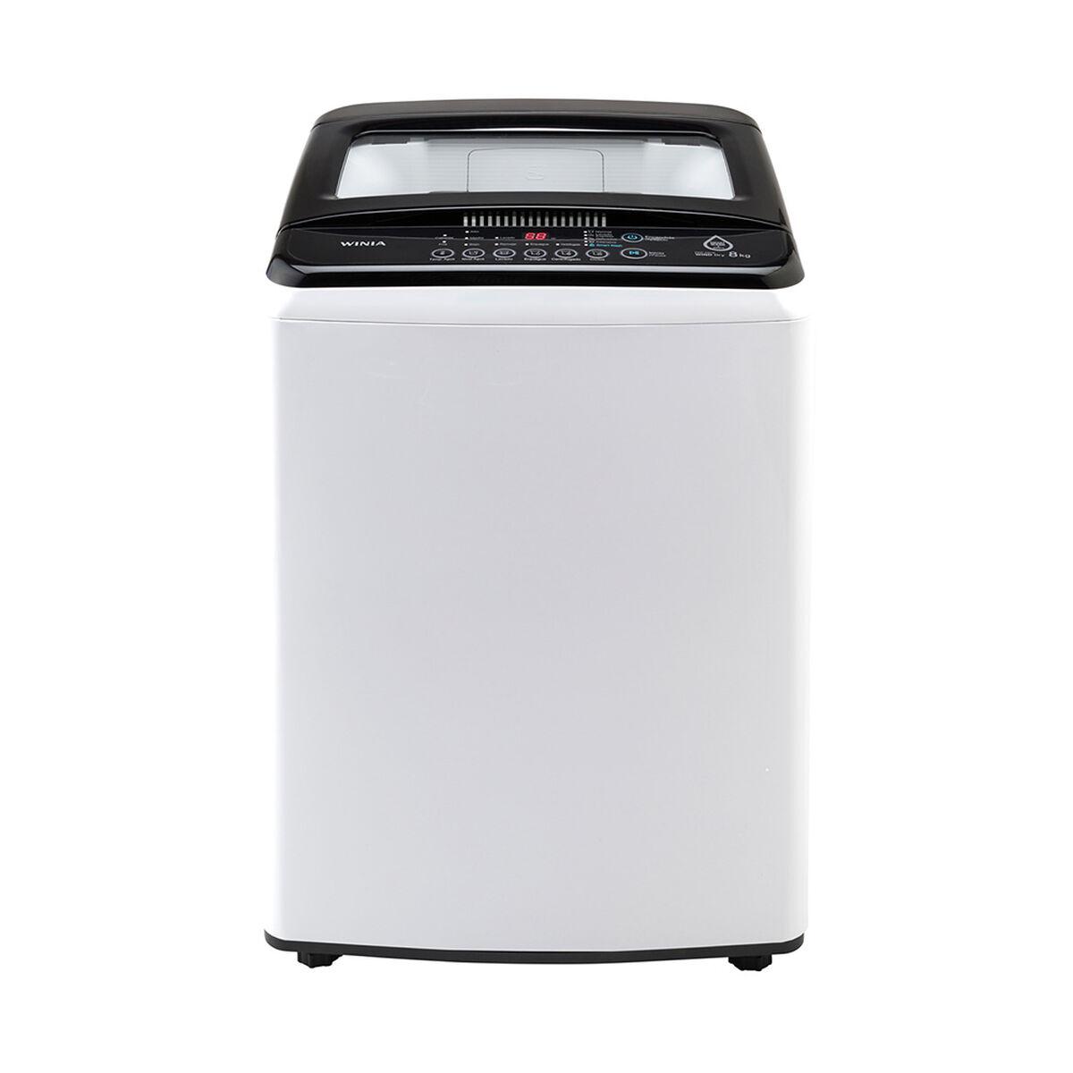 Lavadora Automática Winia DWF-E81W 8 kg.