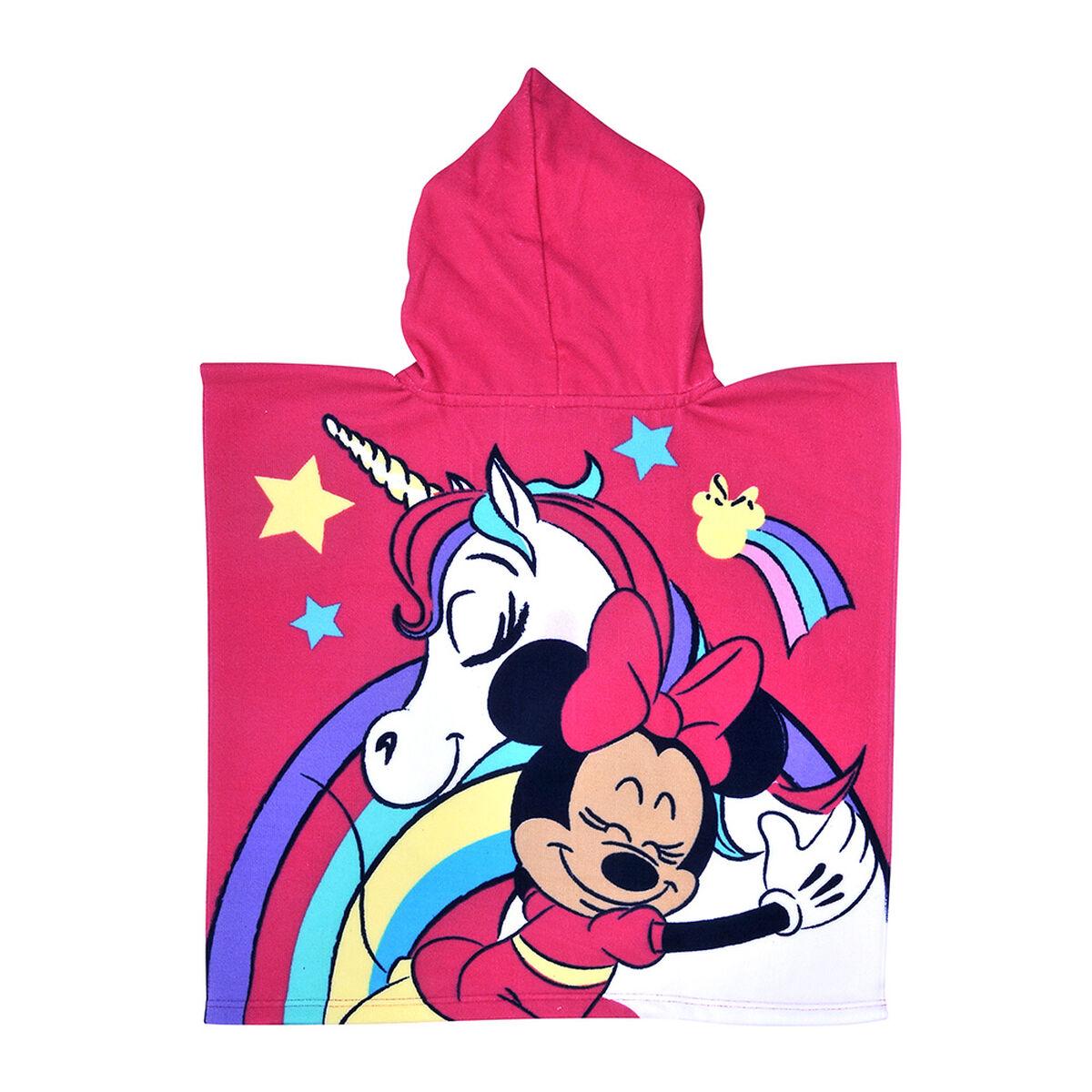 Toalla de Playa Disney Minnie Unicorn Dreams 60 x 120 cm