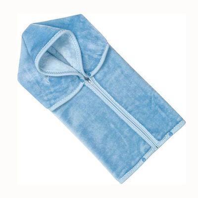 Batamanta Baby Mink  Bebo Azul