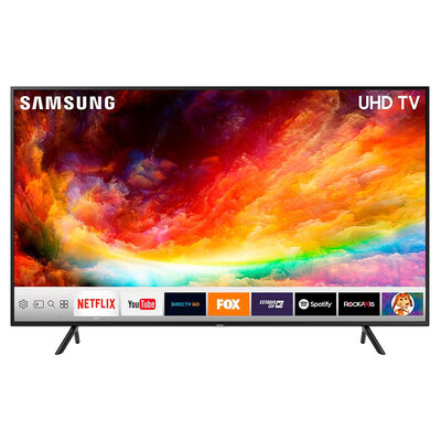 "LED 50"" Samsung UN50NU7100GXZS Smart TV 4K UHD"