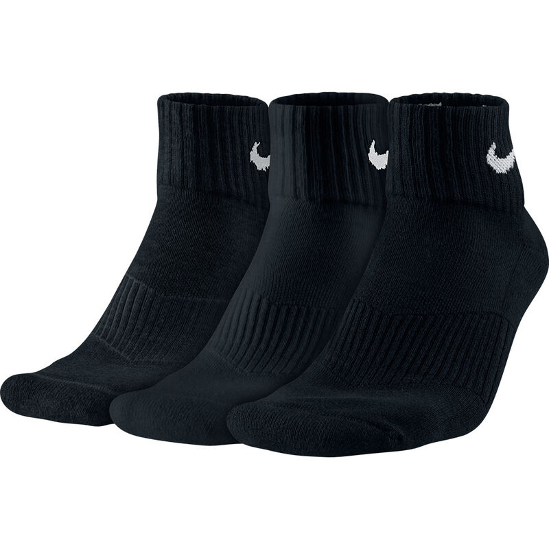 Calcetas Nike Performance Cushion Quarter Training  3 pares