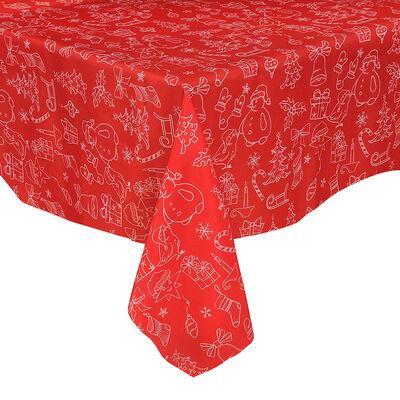 Mantel Redondo Mashini Minimat