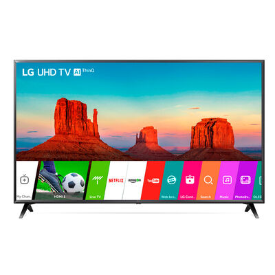 "LED 50"" LG 50UK6300 Smart TV Ultra HD"