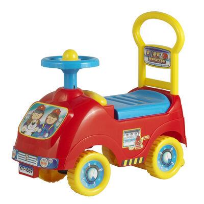 Andador Infantil Game Power Carro Bomberos