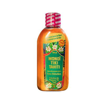 Bronceador Monoi Tiki Tahiti Coco Oro 120 ml