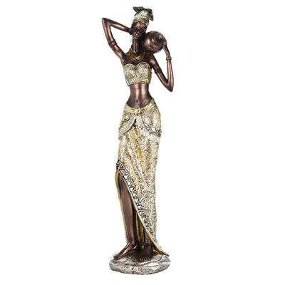 Figura Africana 41 Cms