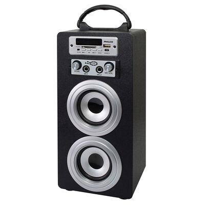 Parlante Karaoke Bluetooth 757BK Philco