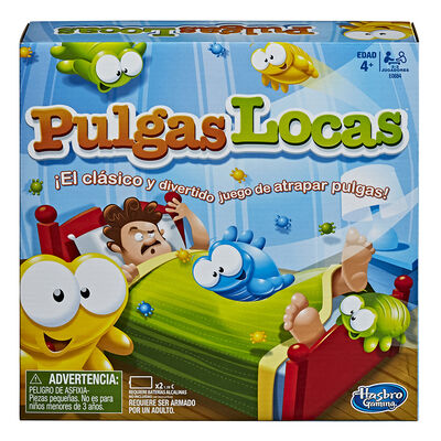 Pulgas Locas Hasbro Games
