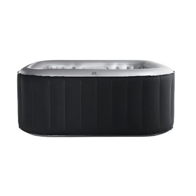 Hot Tub Inflable Mspa Alpine 4 Delight Negro