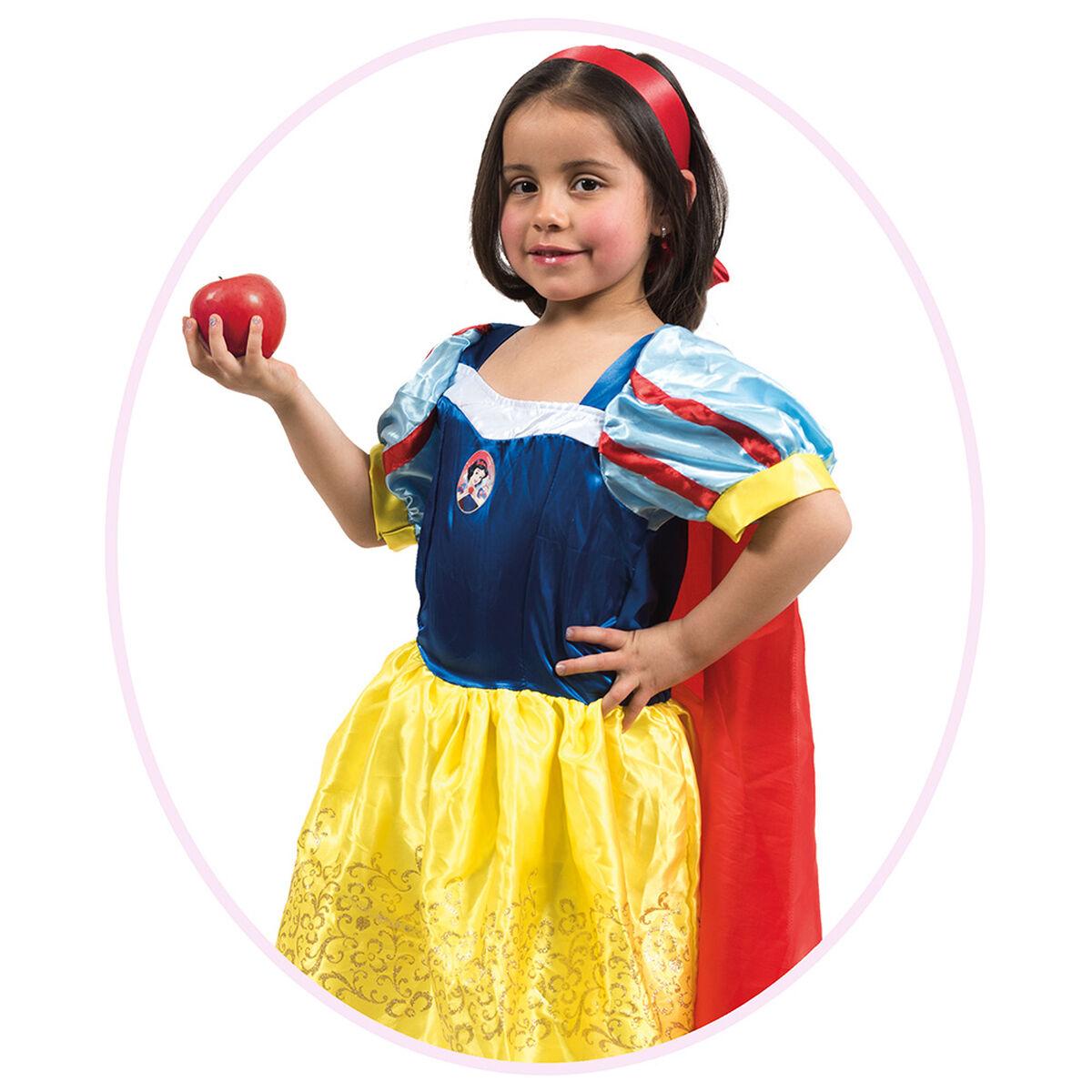 Disfraz Princesa Disney Blanca  Nieves