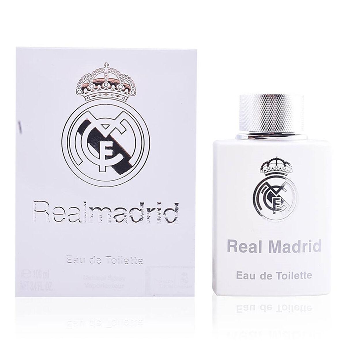 Perfume Foodball Real Madrid