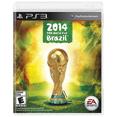 Juego PS3 FIFA World Cup 2014 Brazil
