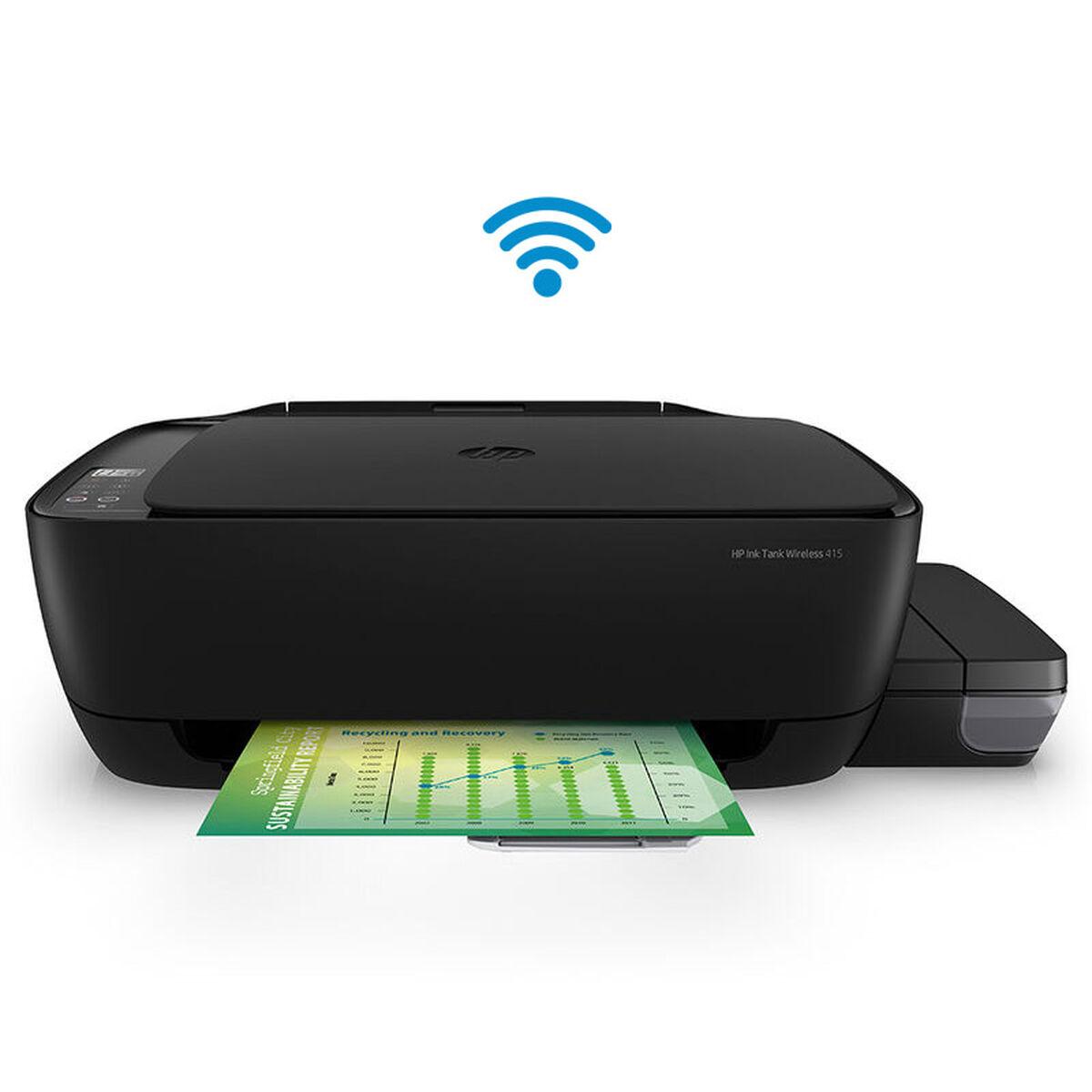 Multifuncional HP Tinta Continua Ink Tank 415 WiFi