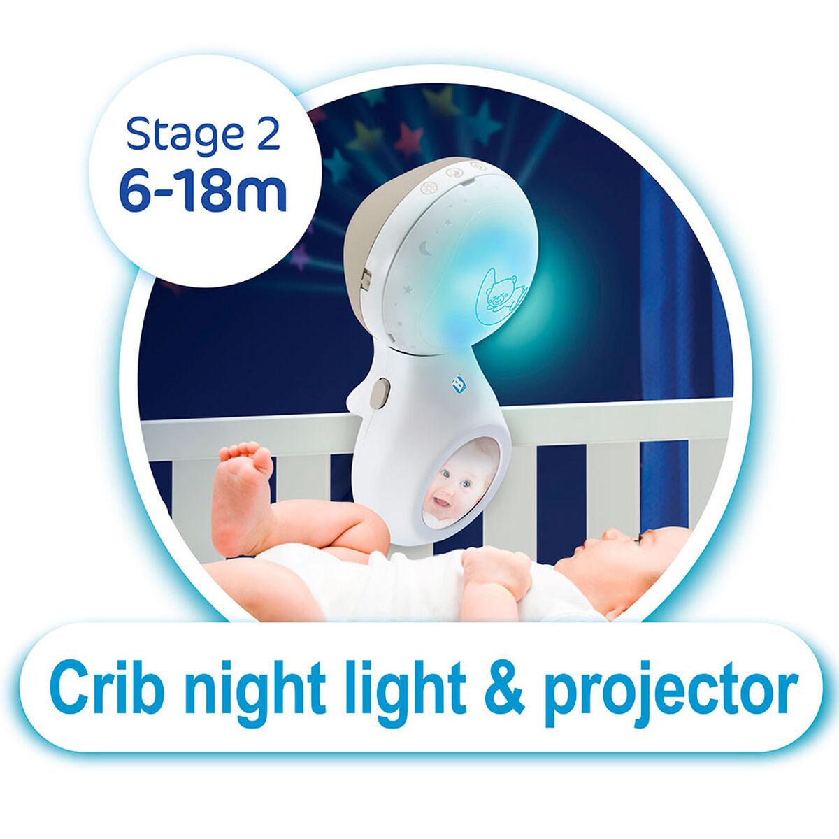 Móvil Proyector Infantino 3 en 1