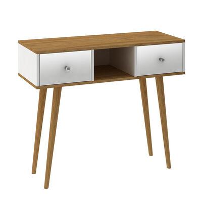 Mesa de Arrimo Jdo&Design Retro Blanco
