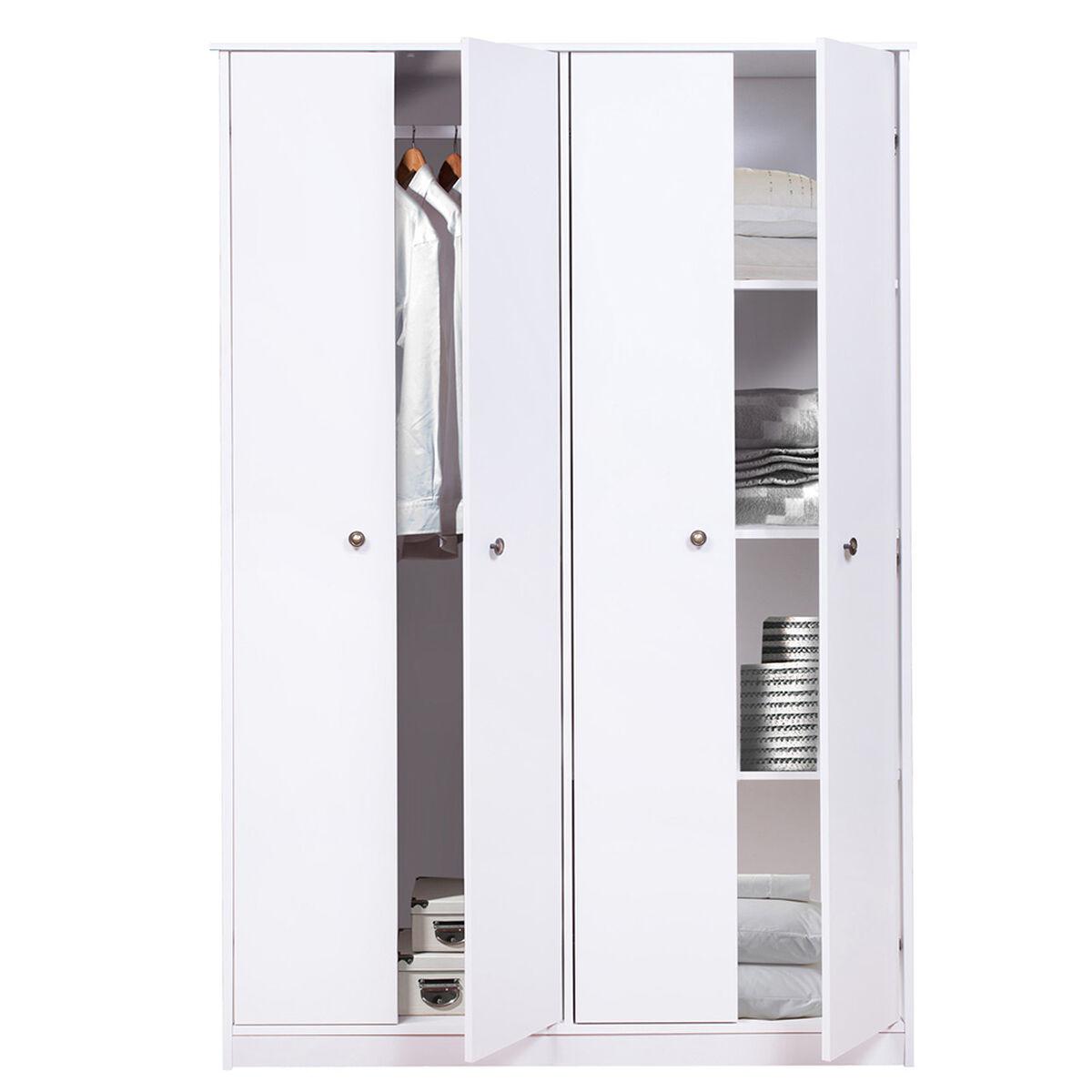 Closét New Lucerna 4 Puertas