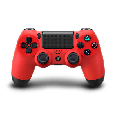 Control PS4 DualShock 4 Magma Red