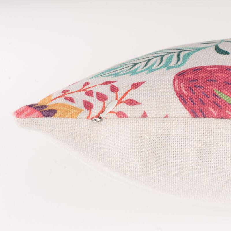 Cojín Estampado Blossom 40 x 40 cm