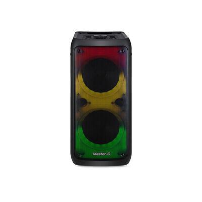 Parlante Bluetooth Master-G Ultra Flame Karaoke