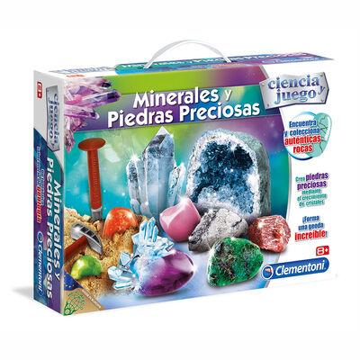 Minerales y Piedras Preciosas
