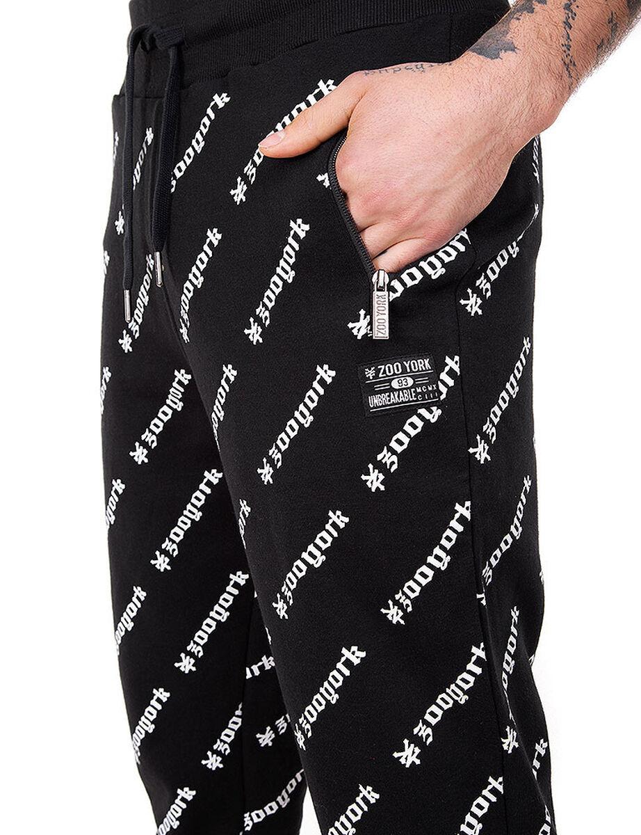 Pantalón de Buzo Hombre Zoo York Crown
