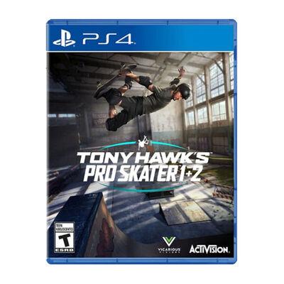 Juego PS4 Activision Tony Hawk's Pro Skater 1+2