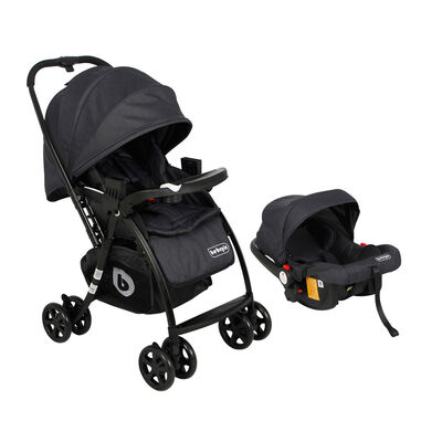Coche Travel System Spring Bebeglo RS135003