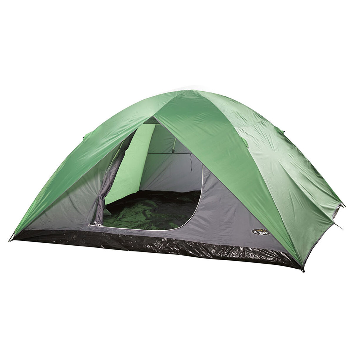 Carpa Outback Himalaya para  6 Personas Verde