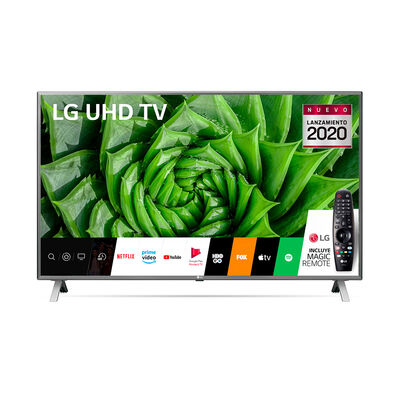 "LED 50"" LG 50UN8000PSB Smart TV 4K Ultra HD"