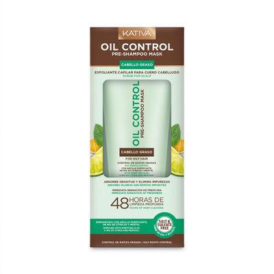 Mascará Kativa Oil Control 250 ml