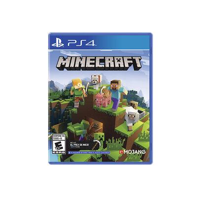 Juego Mojang PS4 Minecraft